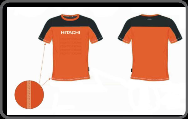 T-shirts branding