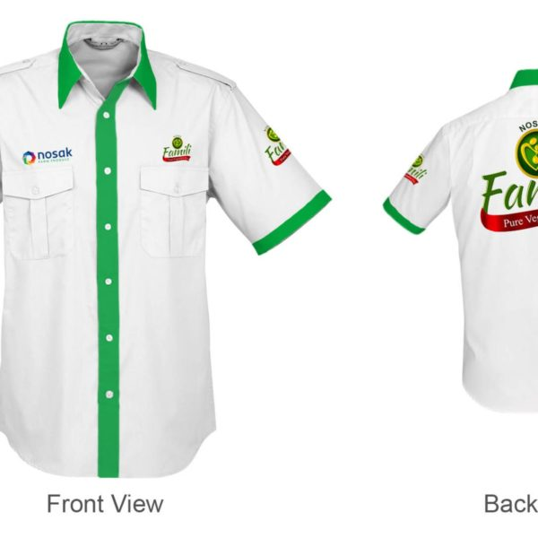 corporate shirts in Lagos