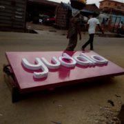 3D wall signs in lagos Nigeria