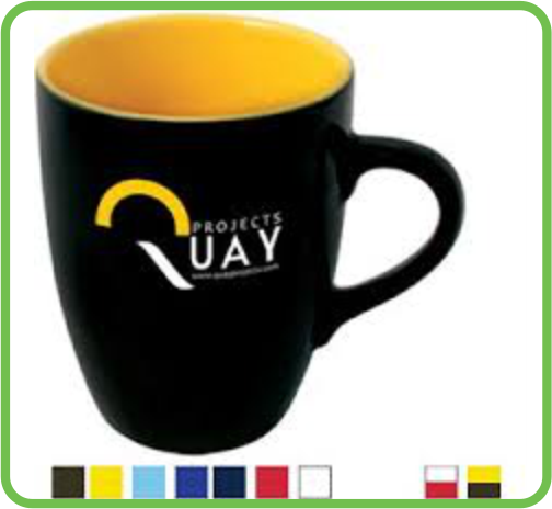 Branded Ceramic mug in Lagos