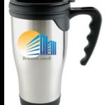 Branded Stainless Mug