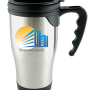 Branded Stainless Mug