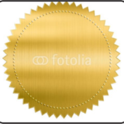 Embossing Sticker Seal in Lagos