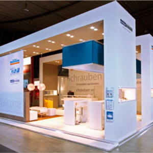 Exhibition Stand branding in Lagos