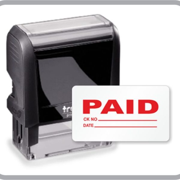Paid stamp maker in Lagos