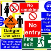 Safety signs in Lagos Nigeria
