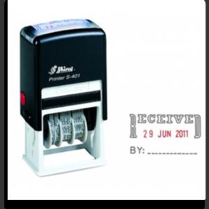 Self-ink date stamp maker in Lagos