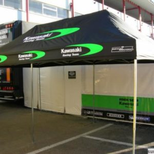 custom display tents in Lagos