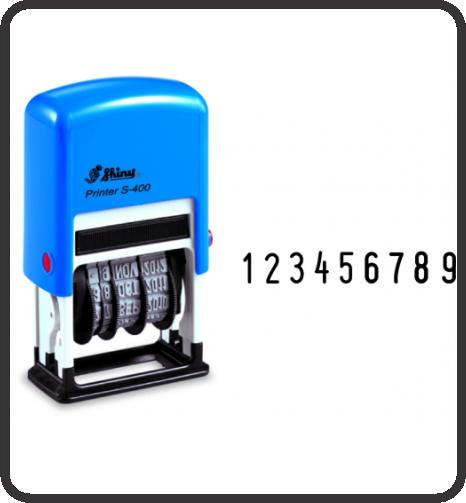 self-ink number stamp1