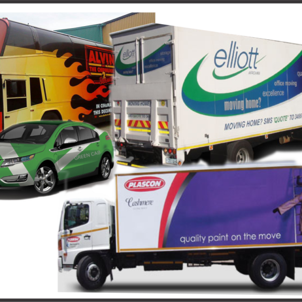 Vehicle Branding in Lagos Nigeria