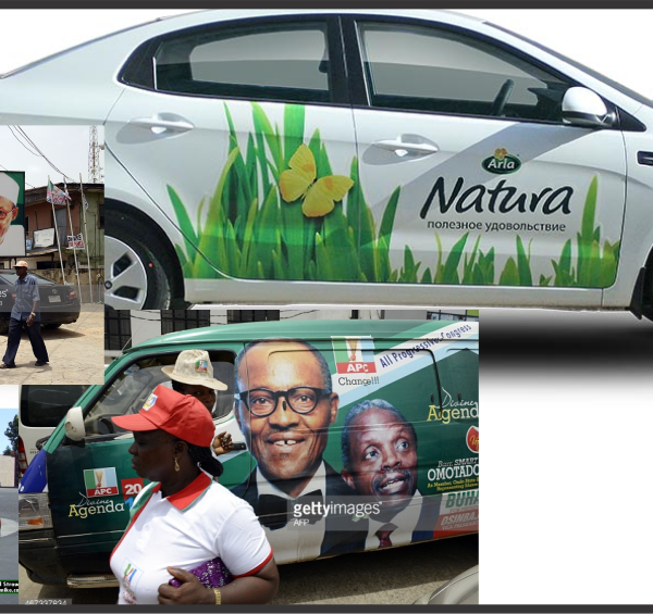 Vehicle Graphics in lagos