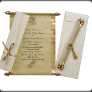 Wedding Invitation card Printing in Lagos