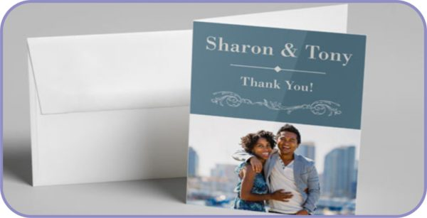 thank you card printing in Lagos