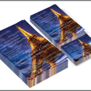 Flyers and Handbills Design and Printing