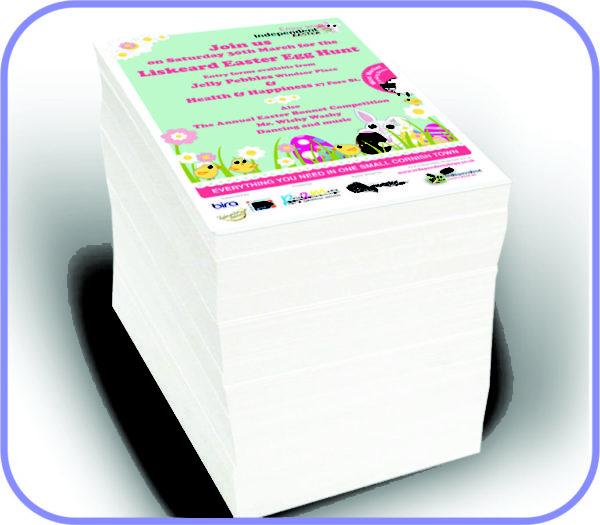 flyer printing in Lagos Nigeria