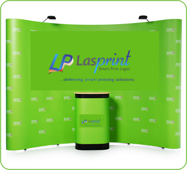 pop up banners in lagos
