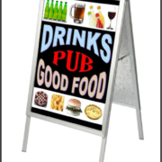 A- Board Display Frames Graphics and Printing
