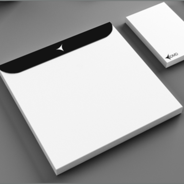 A4 Envelope Design and Prinitng