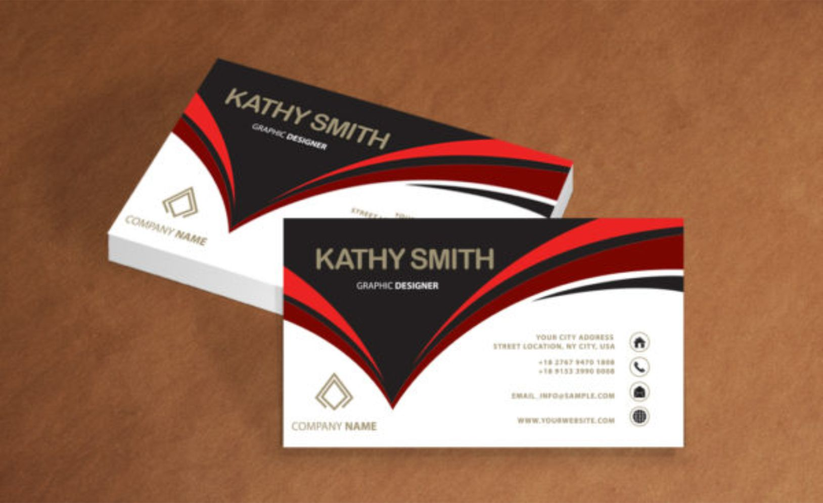 Professional Business cards - Lasprint Nigeria