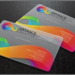 plastic business card printing in Lagos