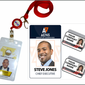 Company Identity Card Design and Printing Lagos