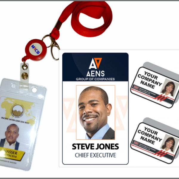 Company Identity Card Design and Printing Lagos