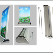 Desktop Table Top roll up banner & stands in Lagos
