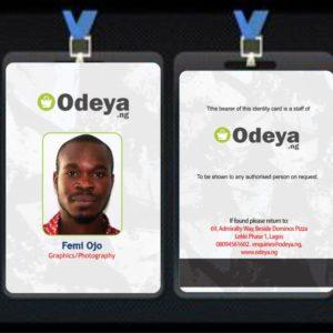 ID card printing in Lagos