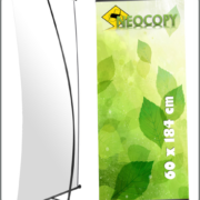 L-Banner Display Graphics and Stands Lagos