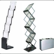 Magazine n Brochure display stands