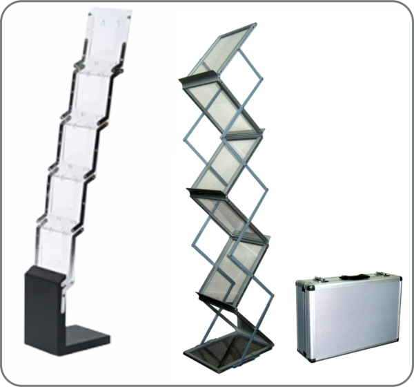 Magazine n Brochure display stands