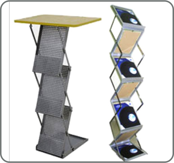 Magazine n Brochure display stands in Lagos