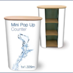 Pop up table Display stand in Lagos