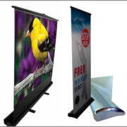 Roll up Banners Display and Stands