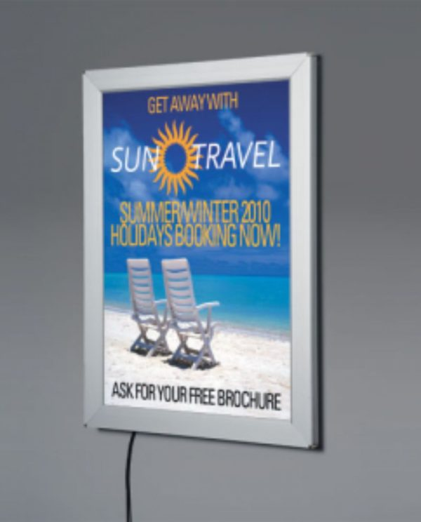 Snapper frame light boxes in Lagos