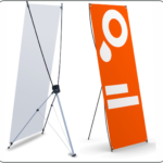 X-Banner display Graphics and Stands Lagos