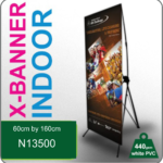 X-Banners in Lagos