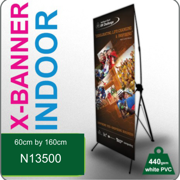 X-Banners Design and Printing in Lagos