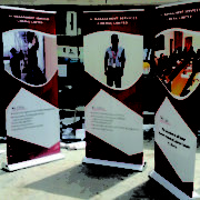 roll up banner printing in Lagos
