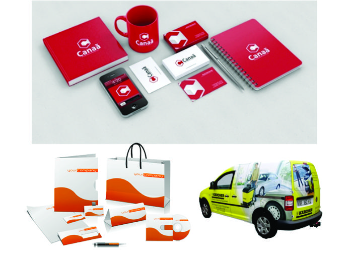 Corporate branding in Lagos