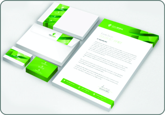 Corporate stationery Printing in Lagos