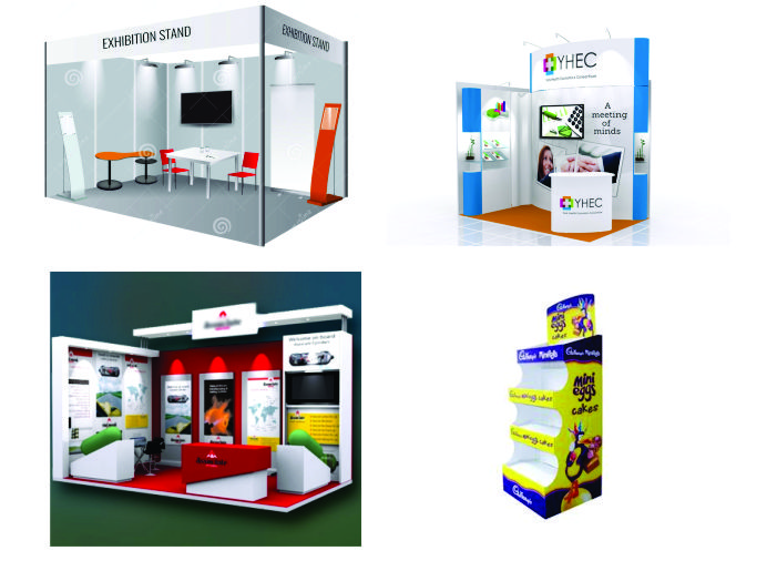 Events and Exhibitions branding in Lagos