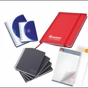 Corporate Branded Notepads printing in Lagos