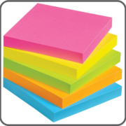 Sticky Notes in Lagos