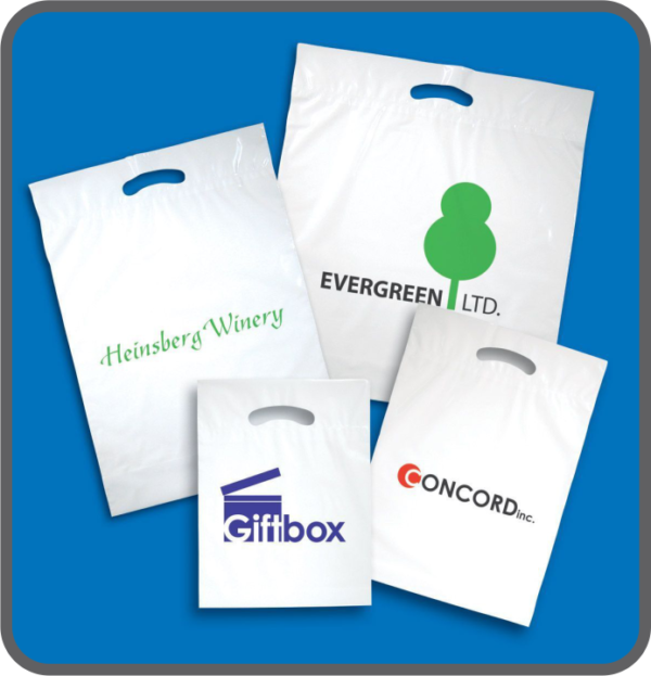 Branded Poly Bags