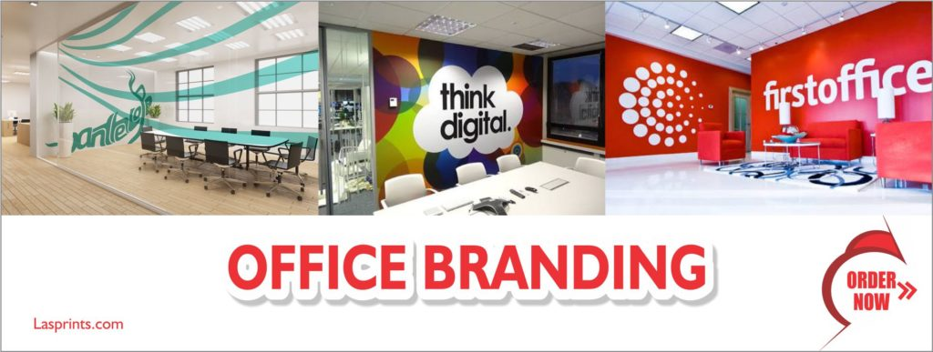 Office Branding in Lagos